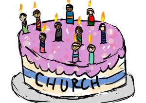 kerk-verjaardag