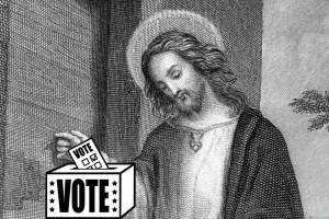 Jesus Voting
